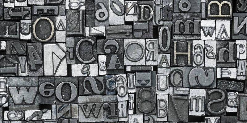 Kreativität fördern mit Typografie-Apps.