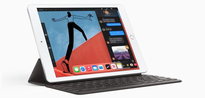 Das neue Apple iPad der achten Generation bringt neue Features.