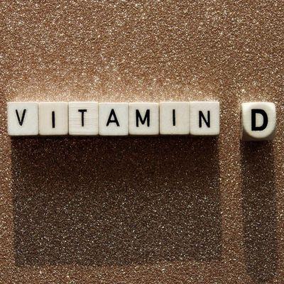 Vitamin D kann vom Körper gebildet werden.