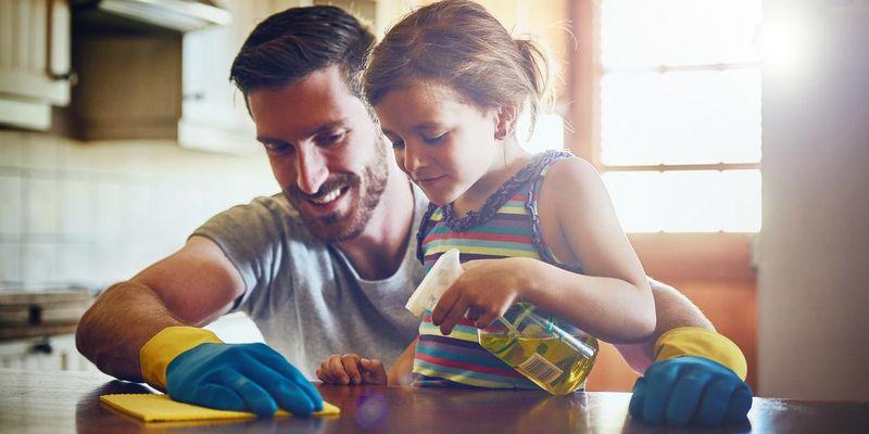Frühjahrsputz: Unsere Tipps, damit das Saubermachen mehr Spaß macht.
