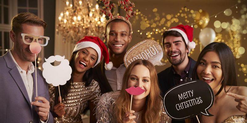 Weihnachtliche Apps: Gestaltung von Videos, Bildern oder Smartphone-Spielen zur Entspannung