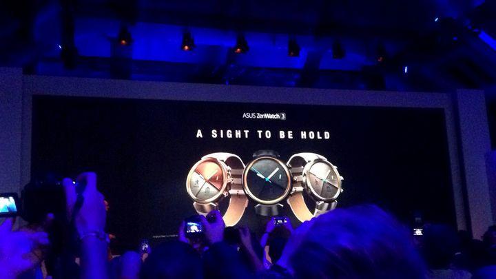 Asus hat auf der IFA eine neue Smartwatch-Generation vorgestellt