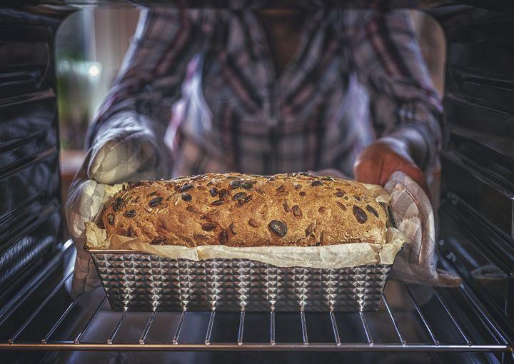 Brot backen im Kombigerät
