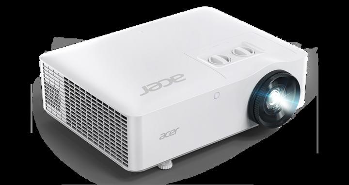 Die neuen Projektoren von Acer.