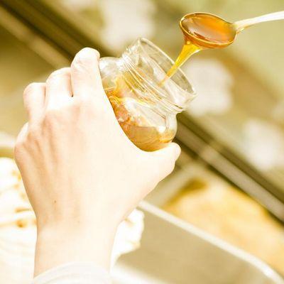 Mit Honig kochen