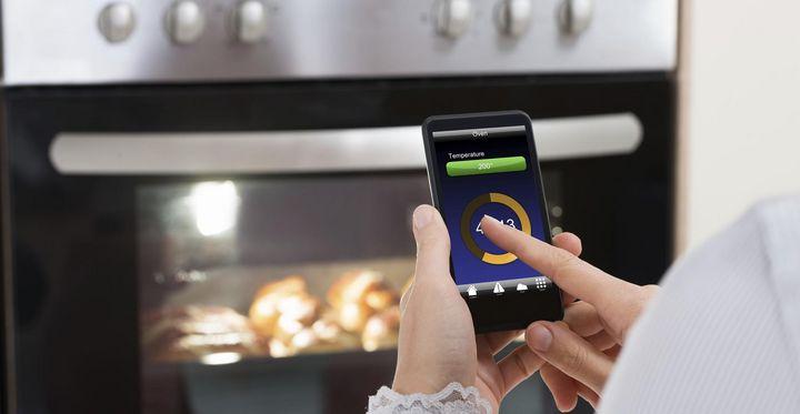 Timer-Funktion des Smartphones hilft beim Kochen