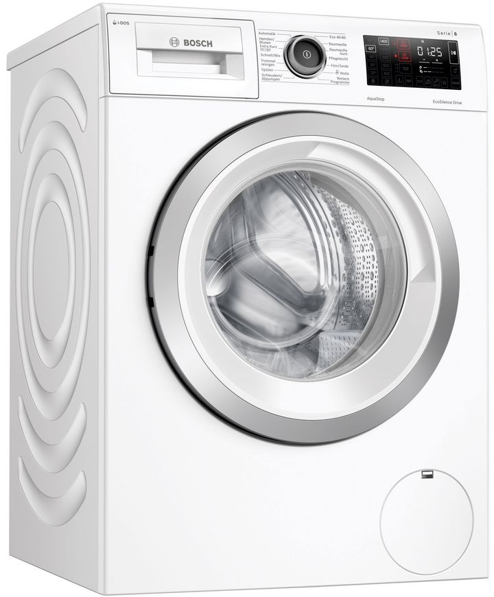 """Waschen wird platzsparend und """"grüner""""."""