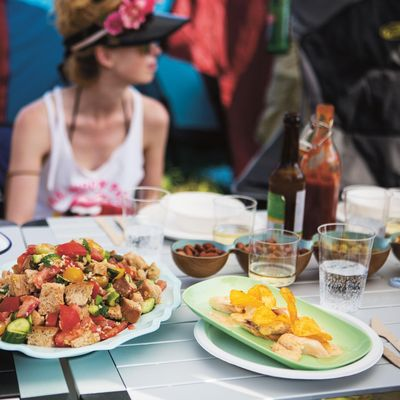 Open Air - Das Festival & Camping Kochbuch