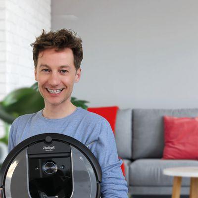 Der Ausprobierer testet den iRobot Roomba i7+.