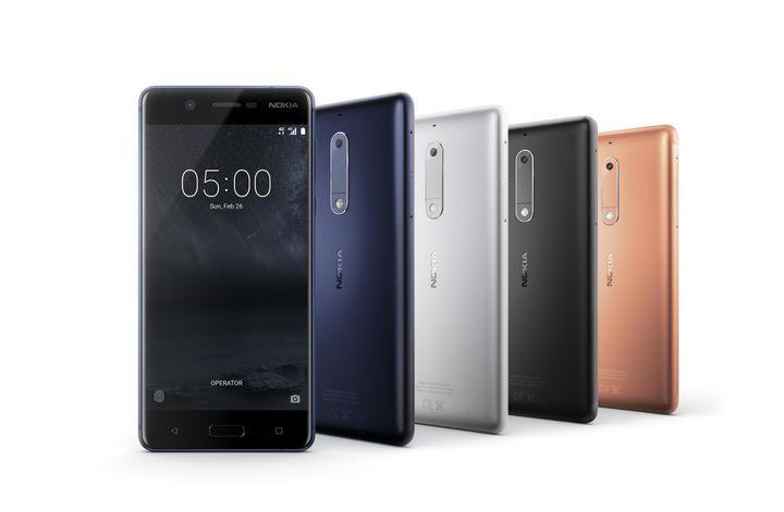 Das neue Nokia 5