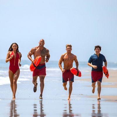 Der Rettungsschwimmer-Kult ist zurück!