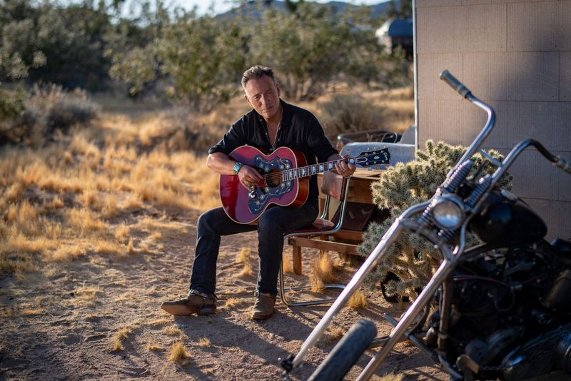 "Bruce Springsteen präsentiert Soundtrack: ""Western Stars: Songs From The Film""."