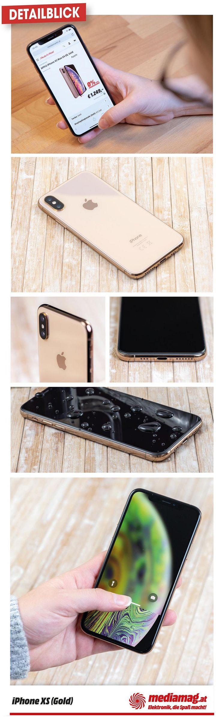 Die coolsten Details des neuen iPhone XS.