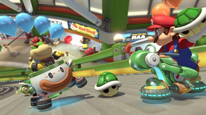 """Der überarbeitete Schlacht-Modus lockte auch erfahrene Spieler der """"Wii U""""-Version an."""