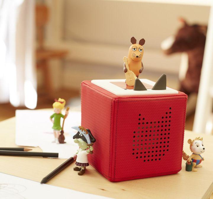 """""""Toniebox"""", das Audiosystem fürs Kinderzimmer."""