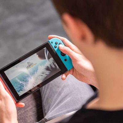 """Die besten Games für Nintendos """"Switch""""."""