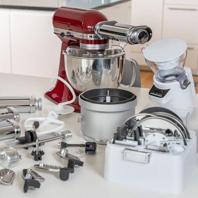 Dieses Zubehör macht die Artisan Küchenmaschine von KitchenAid noch besser.