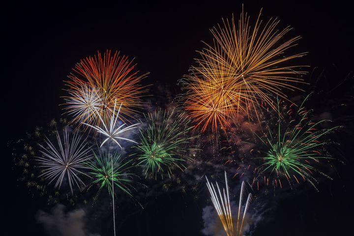 10 Tipps für spektakuläre Feuerwerk-Fotos.