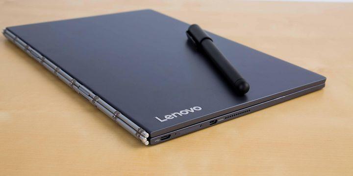 Vielfältig Einsatzbar: Das Yoga Book von Lenovo.