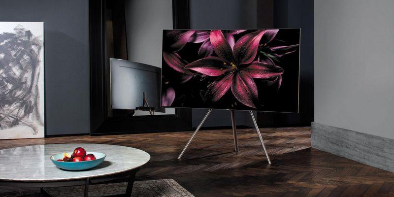 Samsungs neue QLED-TVs sollen unsere Wohnzimmer bereichern