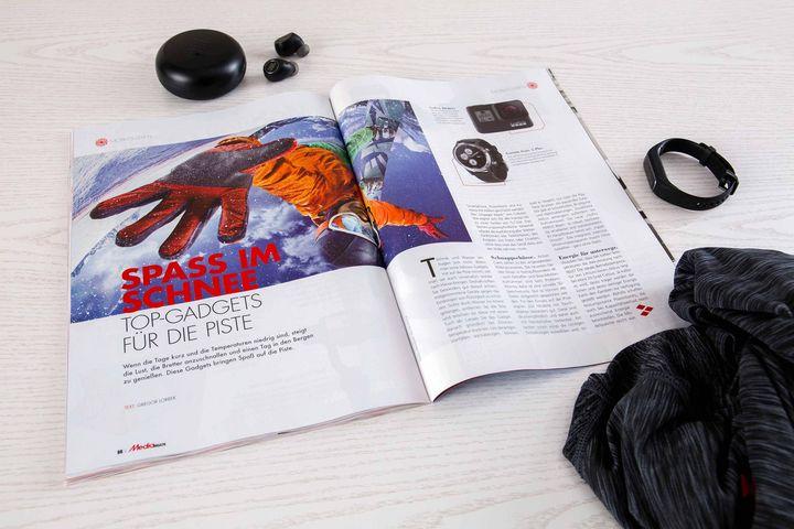 Das Mediamagazin im Jänner 2019