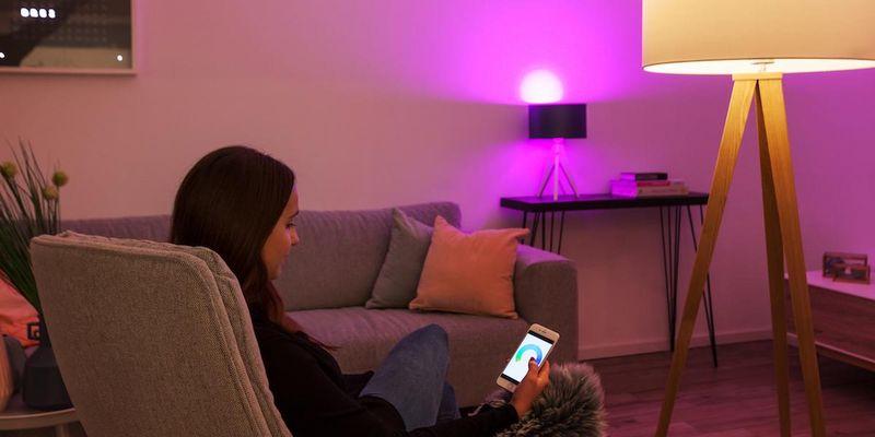 """Das """"SHS 100"""" Starter-Set fürs Smart Home von Blaupunkt."""