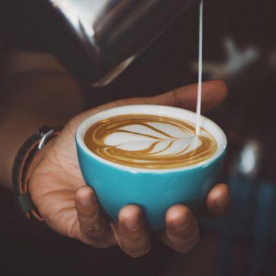 """Kaffee steht im Mittelpunkt dieser """"Best of Instagram""""-Sammlung."""