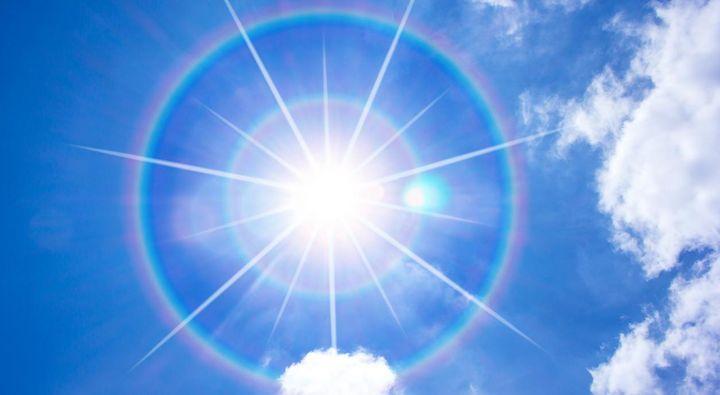 Tageslichtlampen imitieren das Sonnenlicht