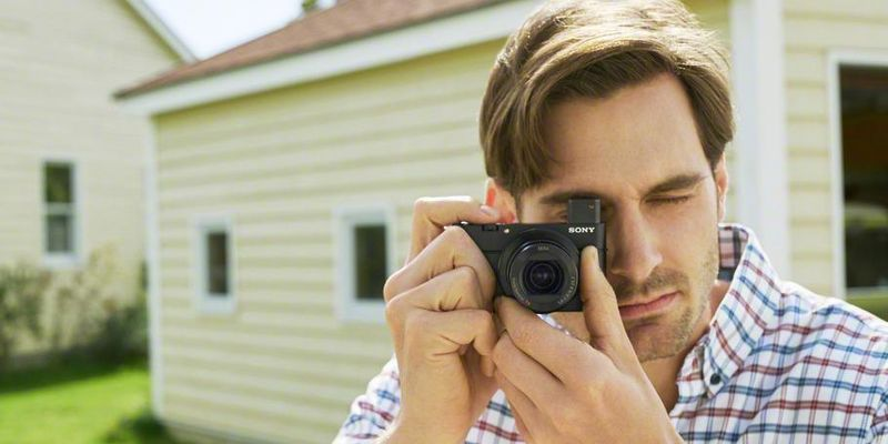 Kompakte Kameras
