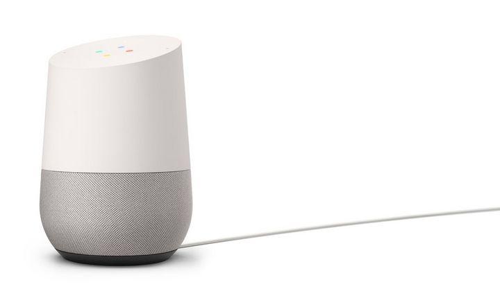 """""""Google Home"""" hilft im Haushalt."""