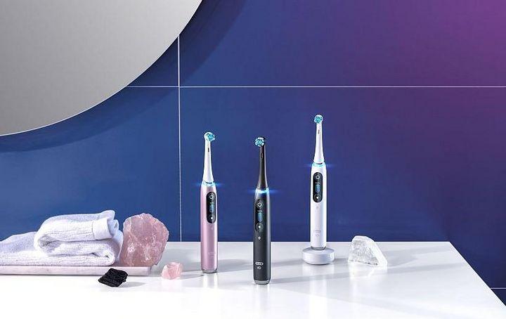 Perfekte Zahnpflege: Das leistet die elektrische Zahnbürste Oral-B iO.