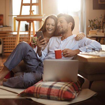 Mesh-Netzwerke sorgen für guten WLAN-Empfang im gesamten Zuhause.