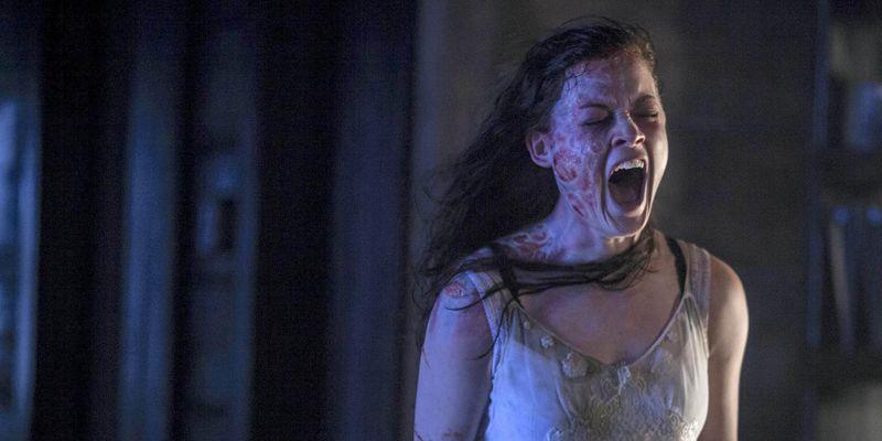 Was wäre ein Halloween-Abend ohne Gänsehaut und stockendem Atem vor dem Fernseher?