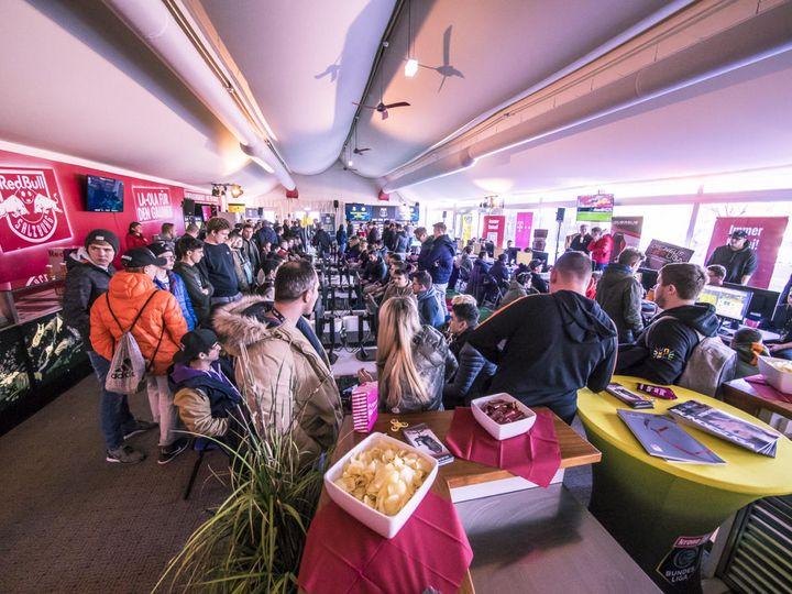 eBundesliga Klub-Event Red Bull Salzburg