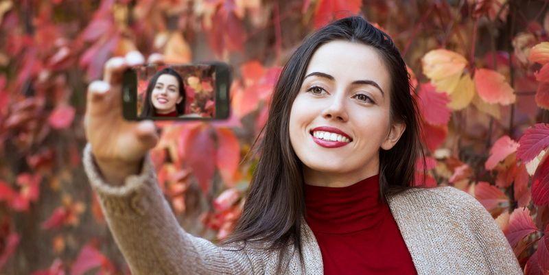 Warum das Selfie nur schießen, wenn Sie es auch streamen können?