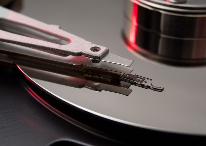 Alte Festplatten werden schneller voll.