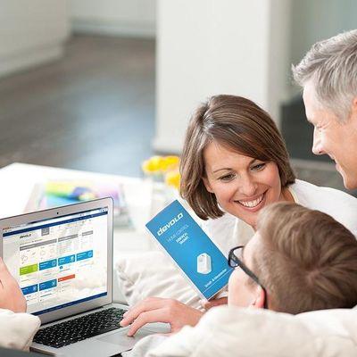 Das Steuern des Eigenheims ist mit der devolo Home Control schon jetzt einfach und bequem.