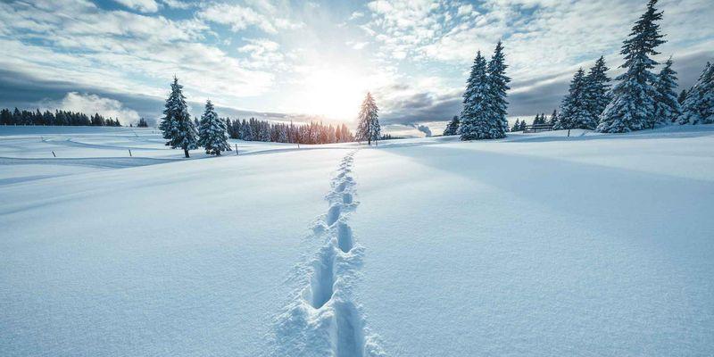 """Das """"Winter Wonderland"""" auf Instagram."""