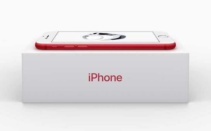 Knallfarbe: Das iPhone 7 gibt es schon bald auch in der Farbe Rot