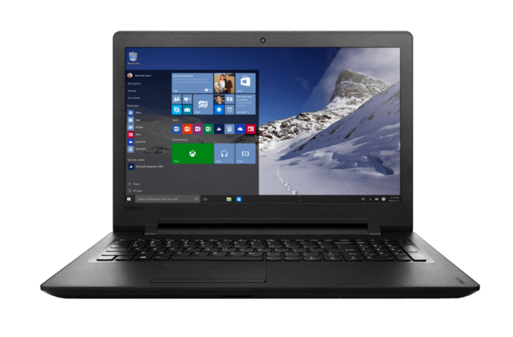 LENOVO Notebook Ideapad 110-15IBR