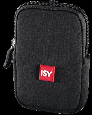 Die Phototasche von ISY schützt kleine Digitalkameras