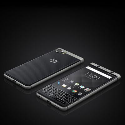 MWC: KEYone von BlackBerry mit smarter Tastatur