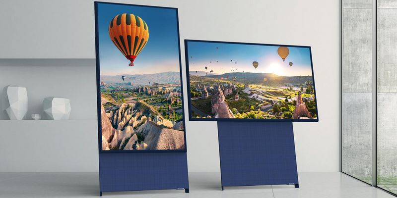 Samsung The Sero 4K Alle Infos