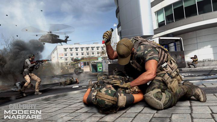 Der Multiplayer liegt im Fokus.