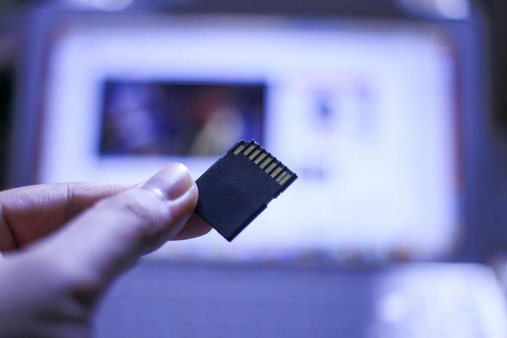 SD-Karten als Speicher-Upgrade für Laptops verwenden.