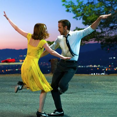 Emma Stone und Ryan Gosling in La La Land.