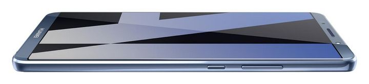 Mit 178 Gramm ist das Huawei Mate Pro ein echtes Leichtgewicht.