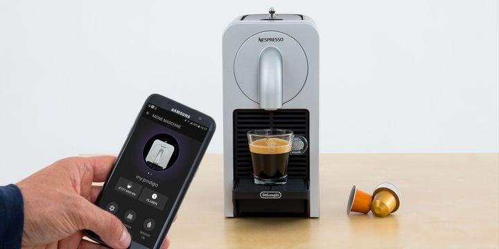 Per App vom Sofa aus zum schmackhaften Kaffee? Kein Problem mit IoT.