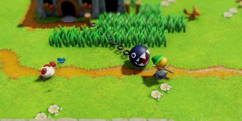 """""""The Legend of Zelda: Link's Awakening"""": Das gibt es in Cocolint zu sehen."""