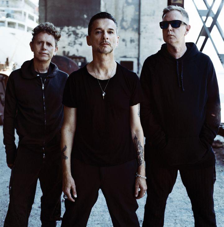 """Depeche Mode mit neuem Album: """"Spirit"""" erscheint am 17. März."""